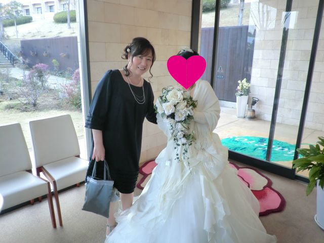 恵子と花嫁