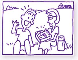 5)お互いが気に入れば、交際!